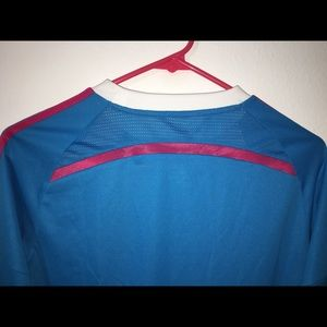 Goal keeper long sleeve with padding